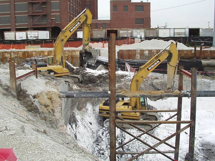 Mgp Site Remediation Chicago Il Rw Collins Co