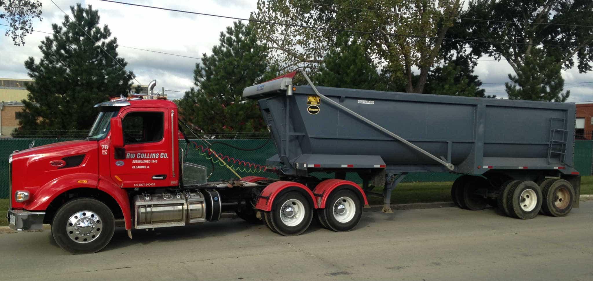 Semi Tractors & Trailers