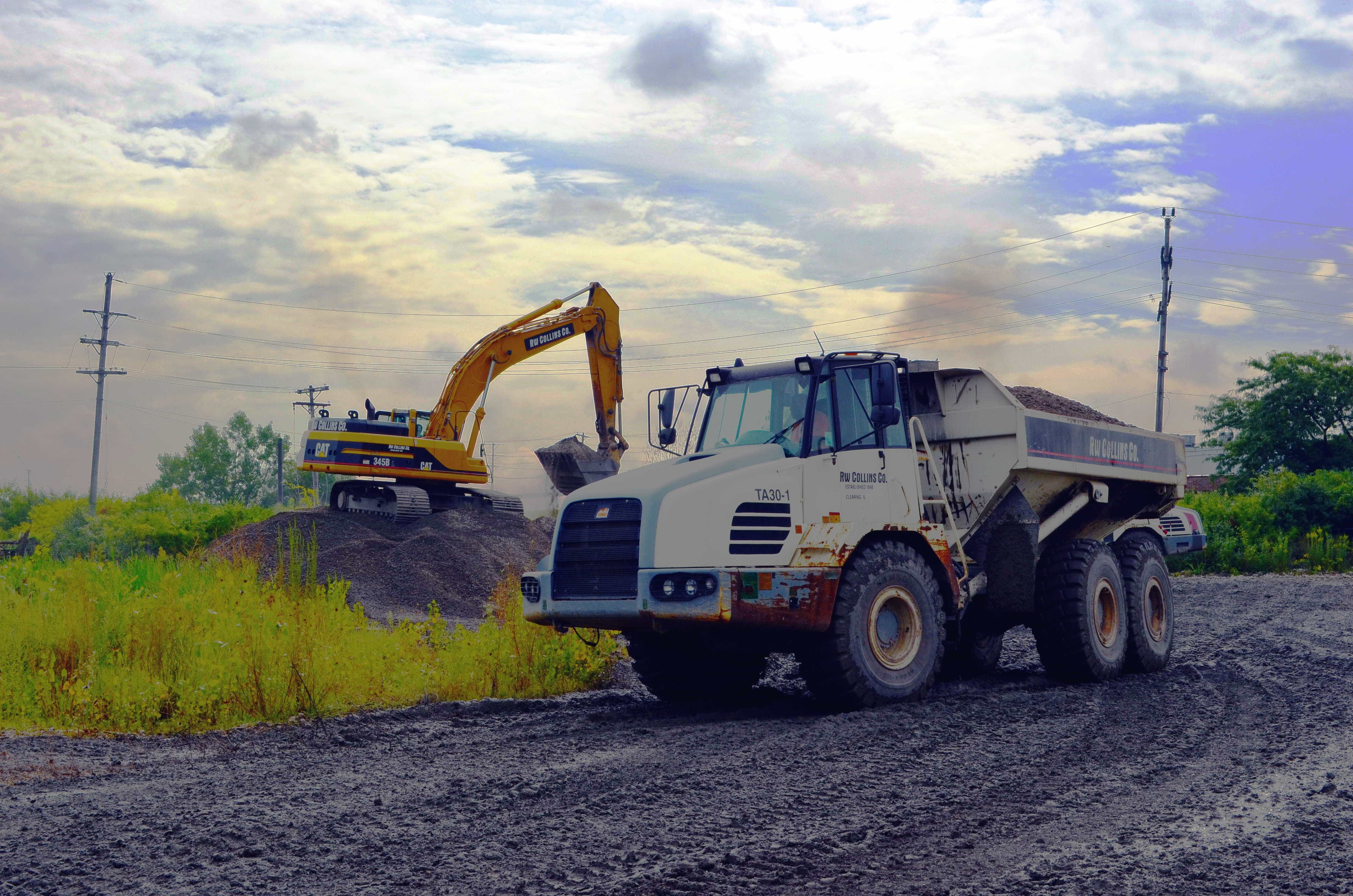 On & Off-Highway Dump Trucks
