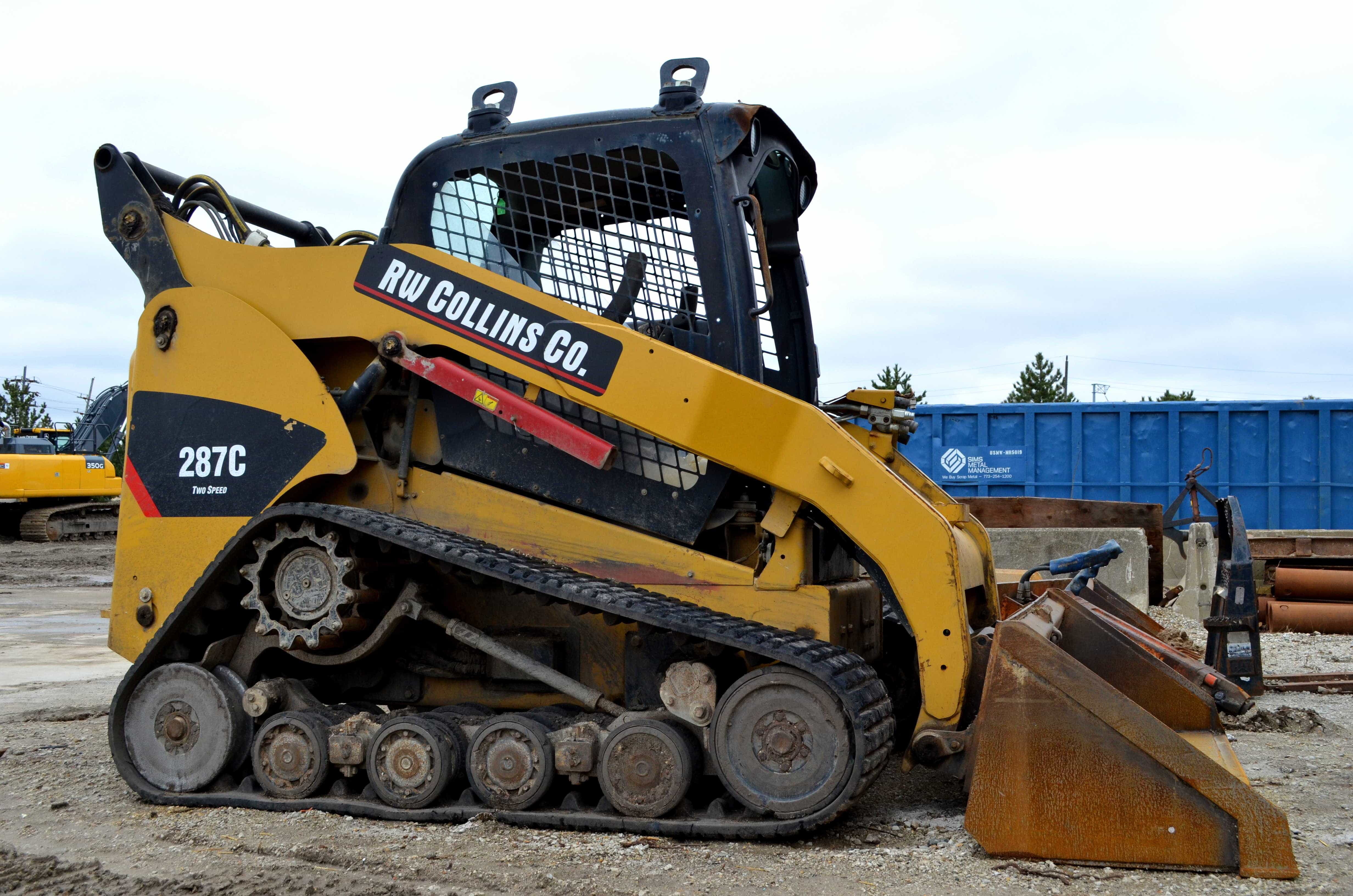 Skid Steer Loaders/Compact Track Loaders