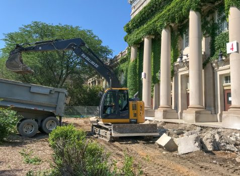 Senn Excavation